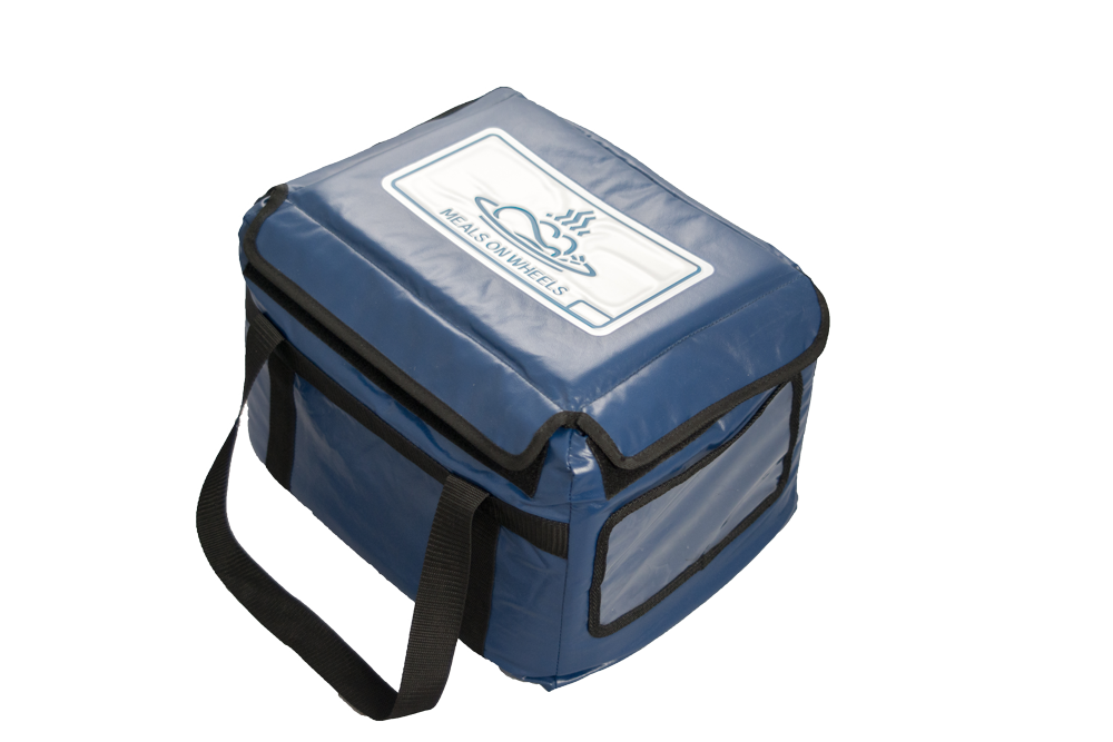Meals On Wheels Delivery Bags Insulated Food Carrier Bag